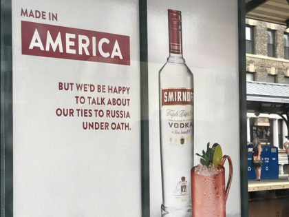 Smirnoff Vodka ad