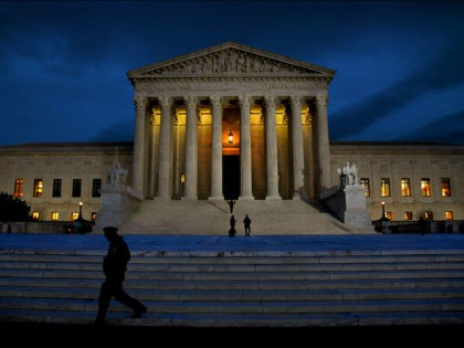 WASHINGTON, DC-JAN 27: President Trump will most likely fill a vacancy on the Supreme Court this year. Many expect him to put forward a conservative justice that will tip the balance of the court. This will particularly be important as conservatives hope to overturn cases such as Roe v. Wade. …