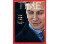 Jared Kushner on the cover of TIME magazine.