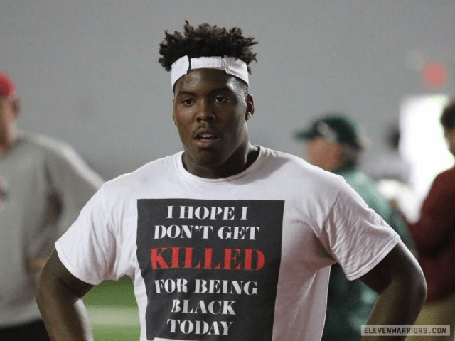 Tyreke Smith showed up to Ohio State football camp last weekend with a message.