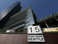 Study: Seattle's Minimum Wage Hike Hurting City's Most Vulnerable Workers