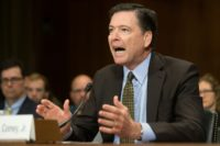 """Fired FBI Director James Comey will tell Congress that President Donald Trump told him """"I need loyalty, I expect loyalty"""""""