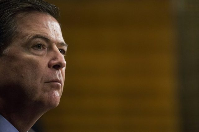 Former FBI director James Comey released an explosive statement on his contacts with President Donald Trump a day ahead of his testimony to Congress