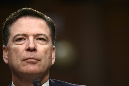 Former FBI Director James Comey kicked-off his Senate testimony with a bid to set the record straight about the state of the bureau he led until he was sacked last month