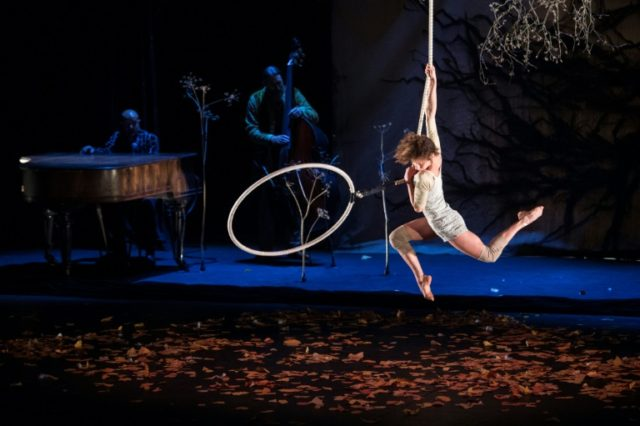 "After more than 2,500 shows in France, Europe and across the world, including in New York and Sao Paulo -- which have attracted audiences of more than two million people -- French circus innovator Cirque Plume begins ""Last Season"""