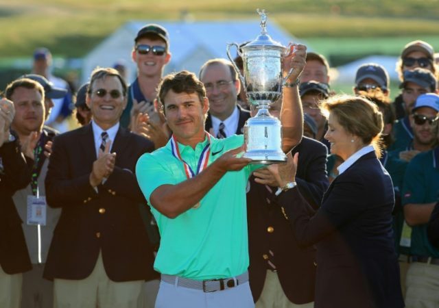 Brooks Koepka takes the 117th US Open in Hartford, Wisconsin after hitting a five-under-par final round 67