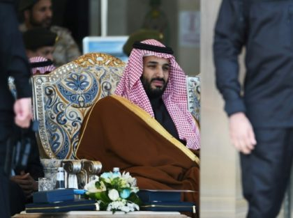 Saudi King Salman has ousted his nephew as crown prince and installed his son Mohammed bin Salman (pictured)