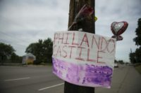 The aftermath of Philando Castile's fatal shooting was captured on video recorded by his girlfriend and broadcast on Facebook Live