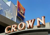Crown operates casinos across Australia and the world, although this year it has undergone restructuring amid China's gambling crackdown, which has driven away many big-spenders and hurt revenues