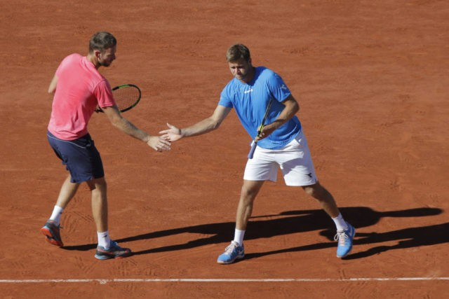 Michael Venus-Ryan Harrison clinch French Open men's doubles title