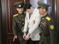 University of Delaware Professor: Otto Warmbier 'Got Exactly What He Deserved'