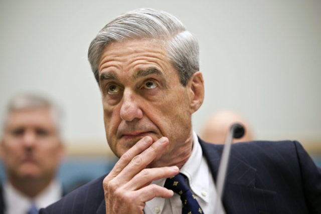 First charges filed in Mueller's Russian Federation  probe, multiple reports say