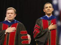 Michael Crow, Barack Obama