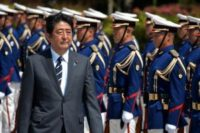 Shinzo Abe's party flounders as Japan demands answers