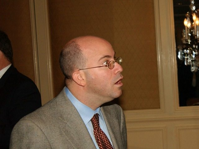 jeff zucker cnn fake