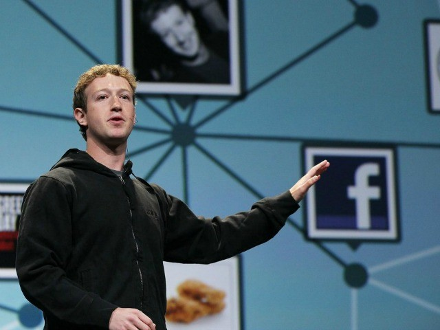 Mark Zuckerberg Compares Facebook To 'Churches' and 'Community Support Groups' - Breitbart