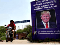 Trump Village India DW:Murali Krishnan