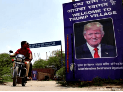 Muslim Village in India Celebrates Renaming as 'Trump Village'
