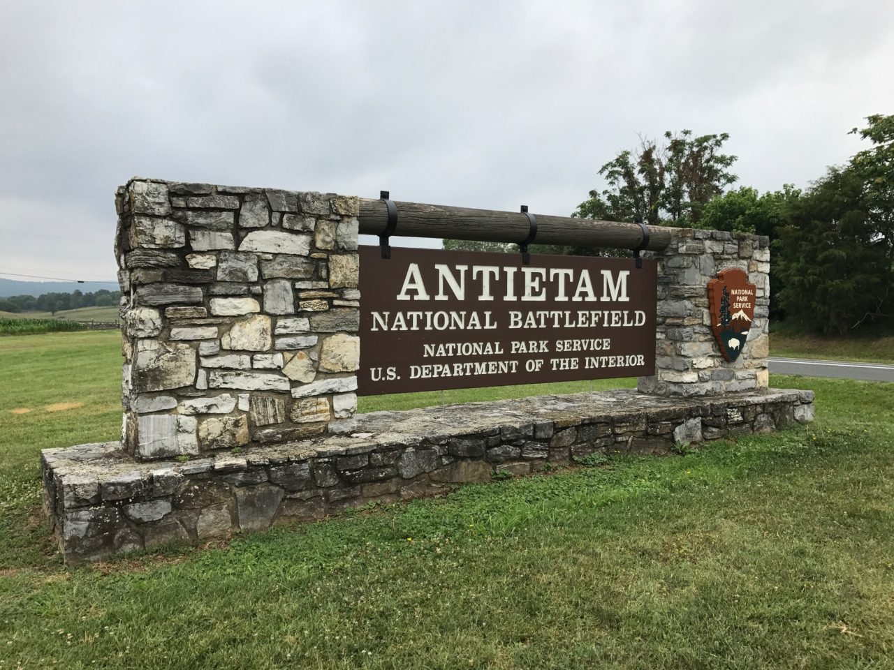 Donald Trumps Salary to Help Restore Antietam National