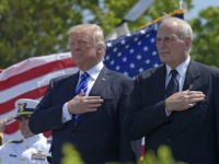 President Trump Names DHS Secretary John Kelly to White House Chief of Staff