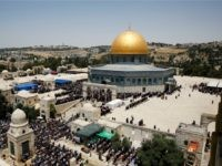 WATCH: Breitbart Tours the Temple Mount While Muslim Pilgrims Continue Boycott