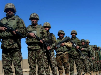 A government watchdog says the Pentagon may have spent up to $28 million more than needed when it decided in 2007 to purchase woodland camouflage uniforms for the Afghan army that may have made soldiers easier to spot
