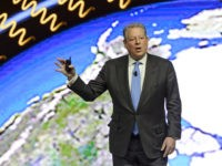 Gore Attacks Trump on Climate Change: Much of What he Says is Nonsense