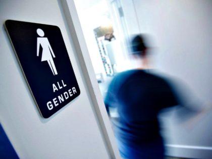 All Gender Sign REUTERSJonathan Drake.