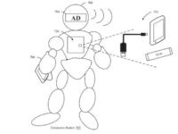 Amazon Patents a Robot that Follows Customers Around