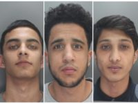 Muslim Gang Jailed after Rampaging Through UK Streets Attacking Non-Muslims