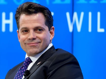Scaramucci: Trump-Russia Collusion Accusations 'Completely Bogus,' 'Nonsensical'
