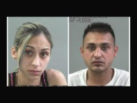 Brenda Emile, left, and Miller Costello, a couple who were arrested Friday, July 7, 2017, in Ogden, Utah. Police charged them with the death of their three-year-old daughter, found dead from malnutrition and abuse.