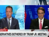 "Sunday on CNN's ""State of the Union,"" host Jake Tapper …"