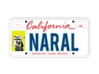 SB 309, a bill authored by state senator Hannah-Beth Jackson, would permit the Department of Motor Vehicles to sell a special license plate that showcases pro-choice artwork from a California artist. Proceeds from the plates would fund family planning services through the Family Planning, Access, Care and Treatment (FPACT) program.