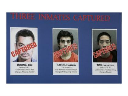 VIDEO: Inmates Film Their Escape from California Maximum Security Prison