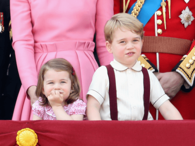 Royal Family to Bring the Children on Tour to Poland, Germany