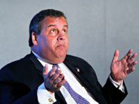 Book: Germaphobe Trump Shut Chris Christie Out of Cabinet over Dirty Phone Faux Pas