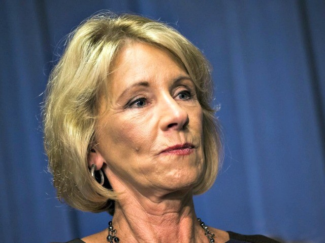 Austin Community College Professor Resigns After Tweeting 'I'd Be OK If Betsy DeVos Was Sexually Assaulted'