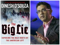 NEW ORLEANS, LA - MAY 31: Conservative filmmaker and author Dinesh D'Souza speaks during the final day of the 2014 Republican Leadership Conference on May 31, 2014 in New Orleans, Louisiana. Some of the biggest names in the Republican Party made appearances at the conference, which hosts 1,500 delegates from …