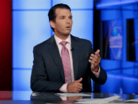Journalist: Donald Trump Jr. Abusive Towards Women When He Was 3-Years-Old