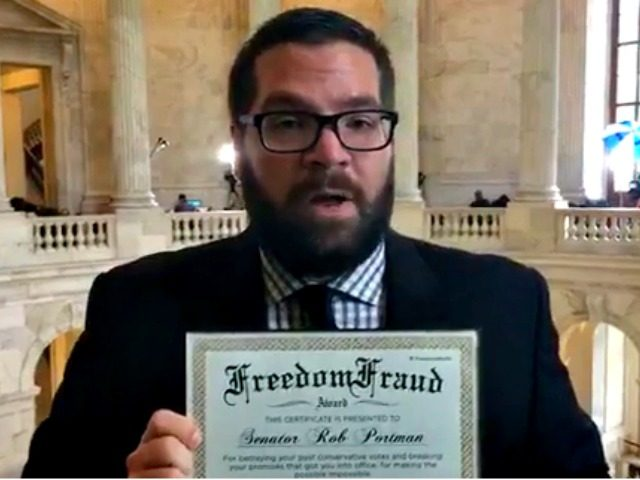 Freedomworks Fraud Award