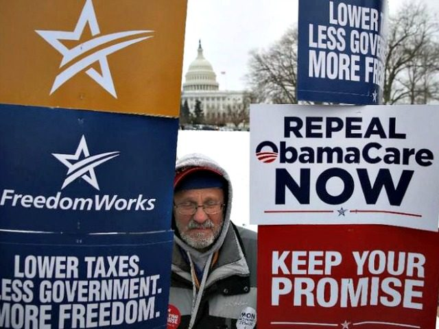 Freedomworks Repeal Obamacare Getty