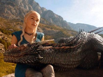 Game O fThrones Daenerys Dragon