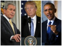 George-W-Bush-Donald-Trump-Barack-Obama-Getty