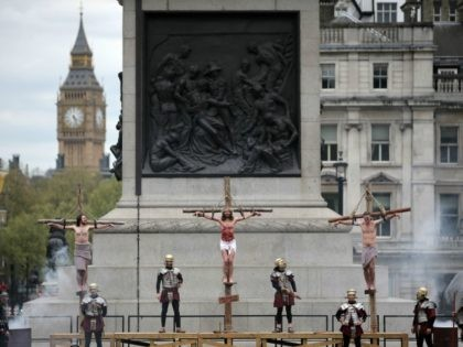Poll: One in Five Brits Think Jesus, Gandhi, and Martin Luther King Were 'Extremists'
