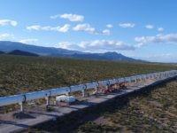 Hyperloop (Courtesy of Hyperloop One)