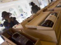 Israeli wines (Jalaa Marey / AFP / Getty)