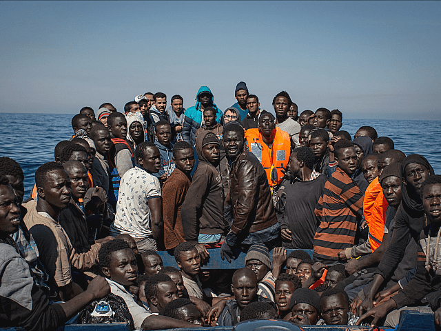Number of Illegal Migrants Crossing Sea to Italy DOUBLES in One Month