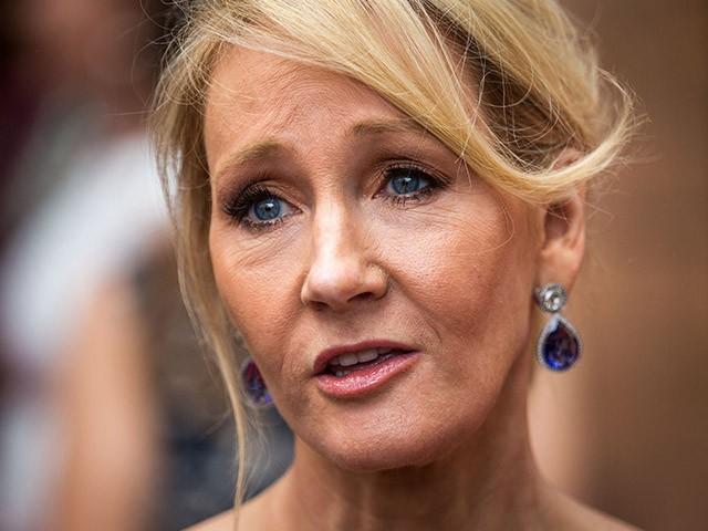 J.K. Rowling: God Is a Black Woman