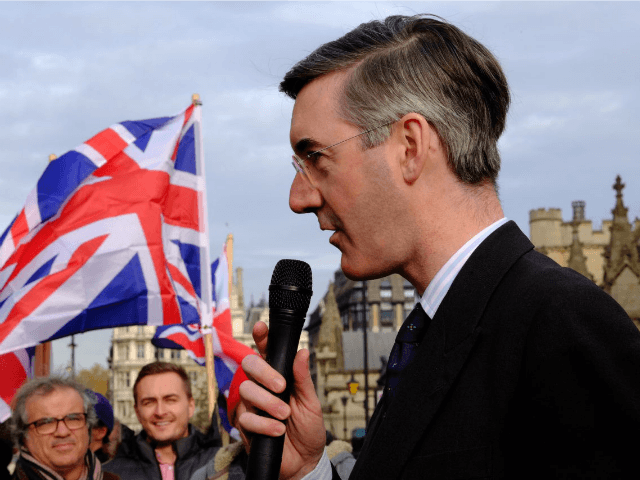 Mogg Loses Patience with May: 'She's a Remainer Who Has Remained a Remainer'